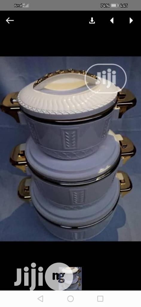 3in1 Insulated Food Warmer
