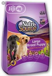 Nutri Source Dog Food Puppy Adult Dogs Cruchy Dry Food Top Quality | Pet's Accessories for sale in Lagos State, Oshodi-Isolo