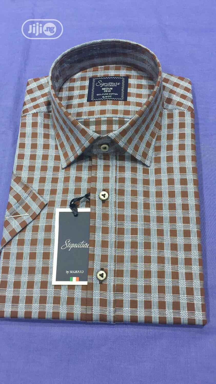 Short Sleeve Shirts | Clothing for sale in Lagos Island (Eko), Lagos State, Nigeria