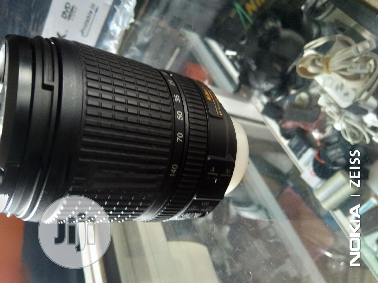 Nikon 18-140mm Lens | Accessories & Supplies for Electronics for sale in Ikeja, Lagos State, Nigeria