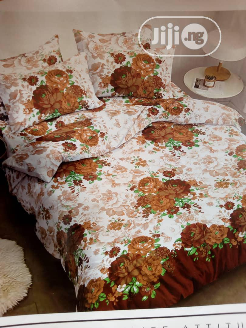 Bed Sheet With Pillow Case