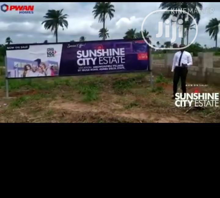 Archive: Plot of Land for Sale at Umuwuagwu Asaba, Delta State