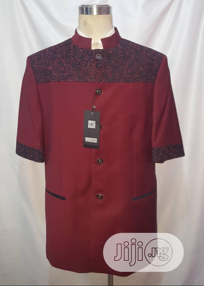 Safari Suits Short and Long Sleeve