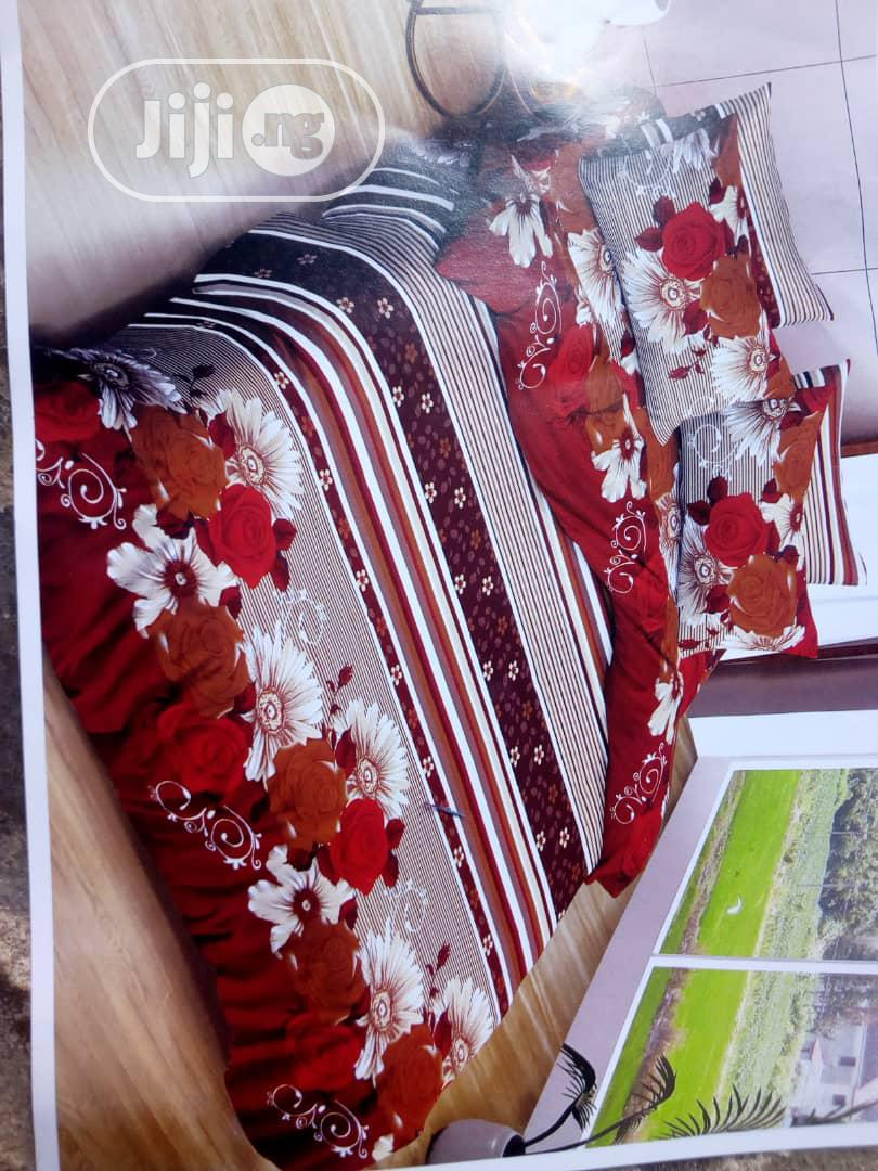 Bed Sheet With Pillow Case | Home Accessories for sale in Ikeja, Lagos State, Nigeria