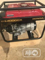 Silent 4000 Watt (4KVA) Honda Generator (Tokunbo) | Electrical Equipment for sale in Lagos State, Magodo