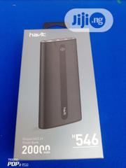 Havit Power Bank Capacity 20,000mah | Computer Hardware for sale in Lagos State, Yaba