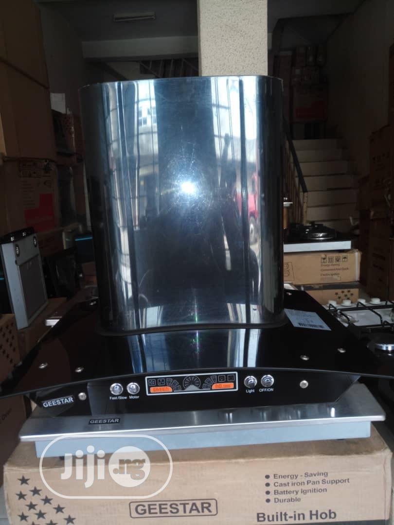 Geestar Heat Extractor