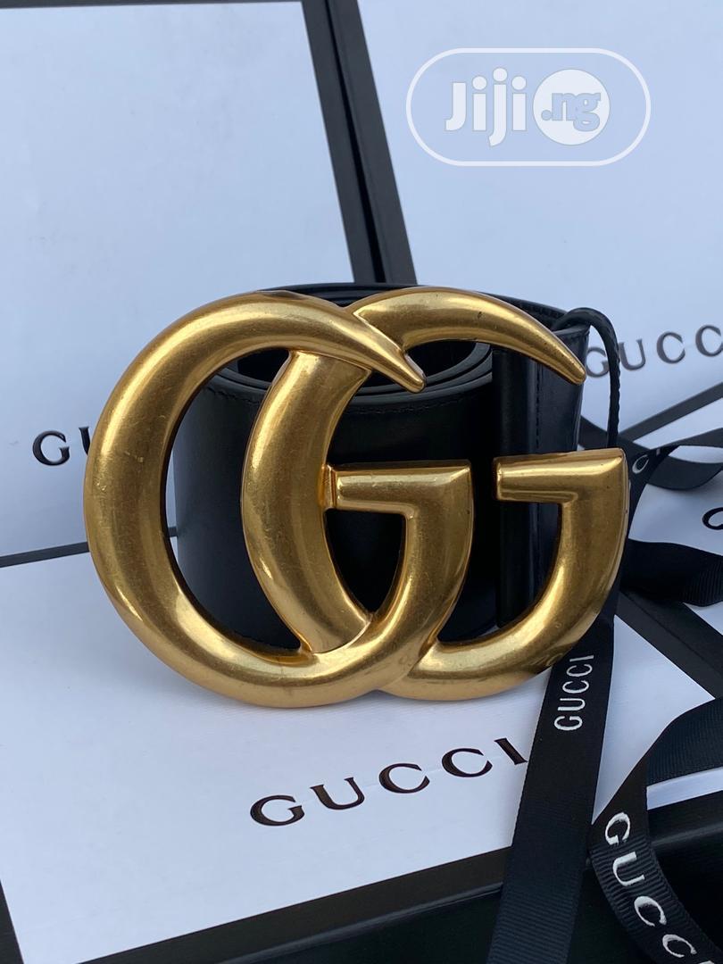 Gucci Designer Ladies Belt