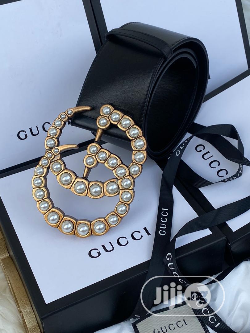 Gucci Designer Ladies Belt | Clothing Accessories for sale in Magodo, Lagos State, Nigeria
