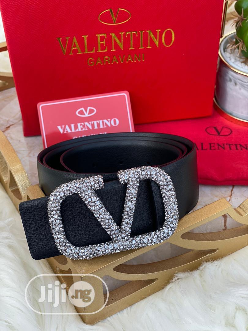 Valentino Designer Belt | Clothing Accessories for sale in Magodo, Lagos State, Nigeria