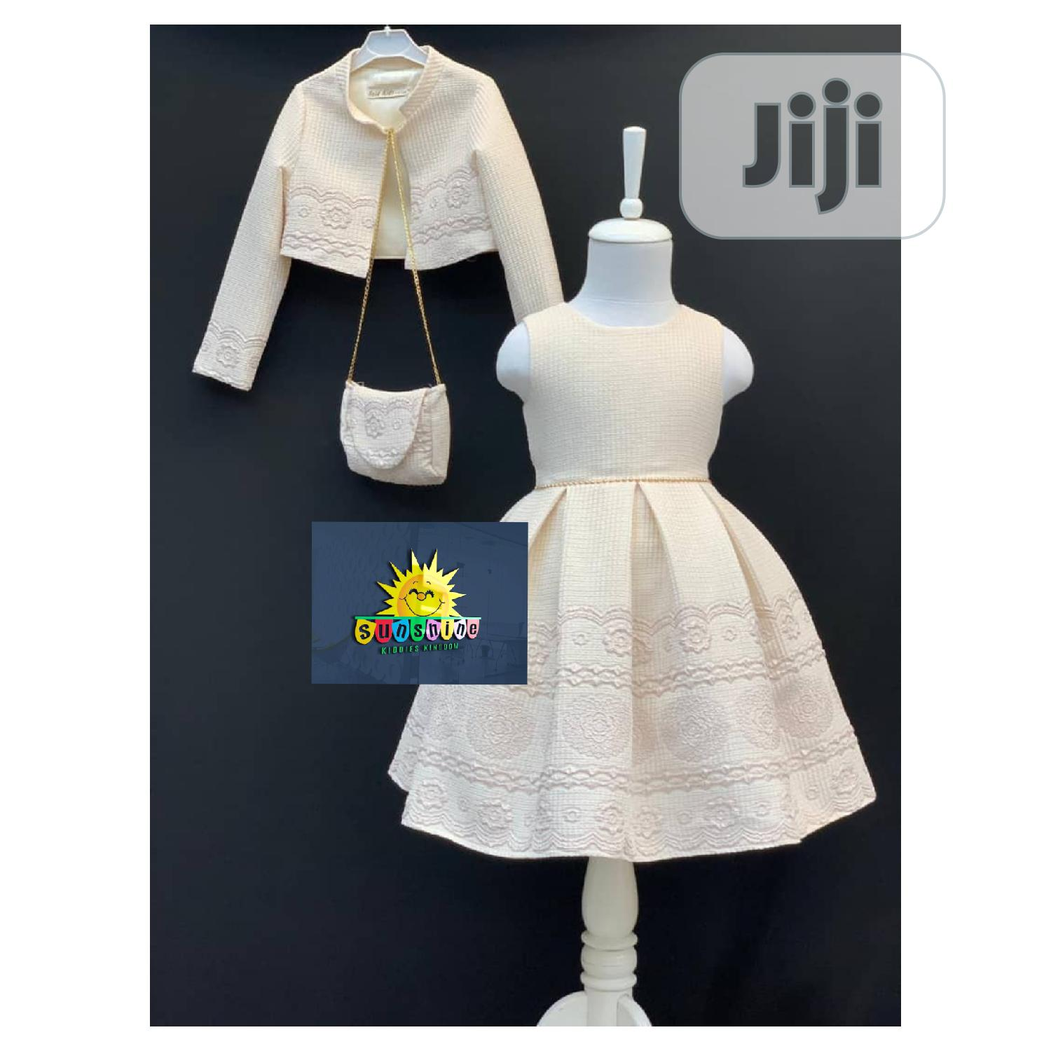 Jacket Dress | Children's Clothing for sale in Ojodu, Lagos State, Nigeria