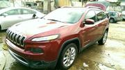 Jeep Cherokee 2014 Red | Cars for sale in Lagos State, Ojota