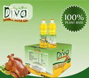 Diva Edible Soya Oil | Meals & Drinks for sale in Lagos State, Ikeja