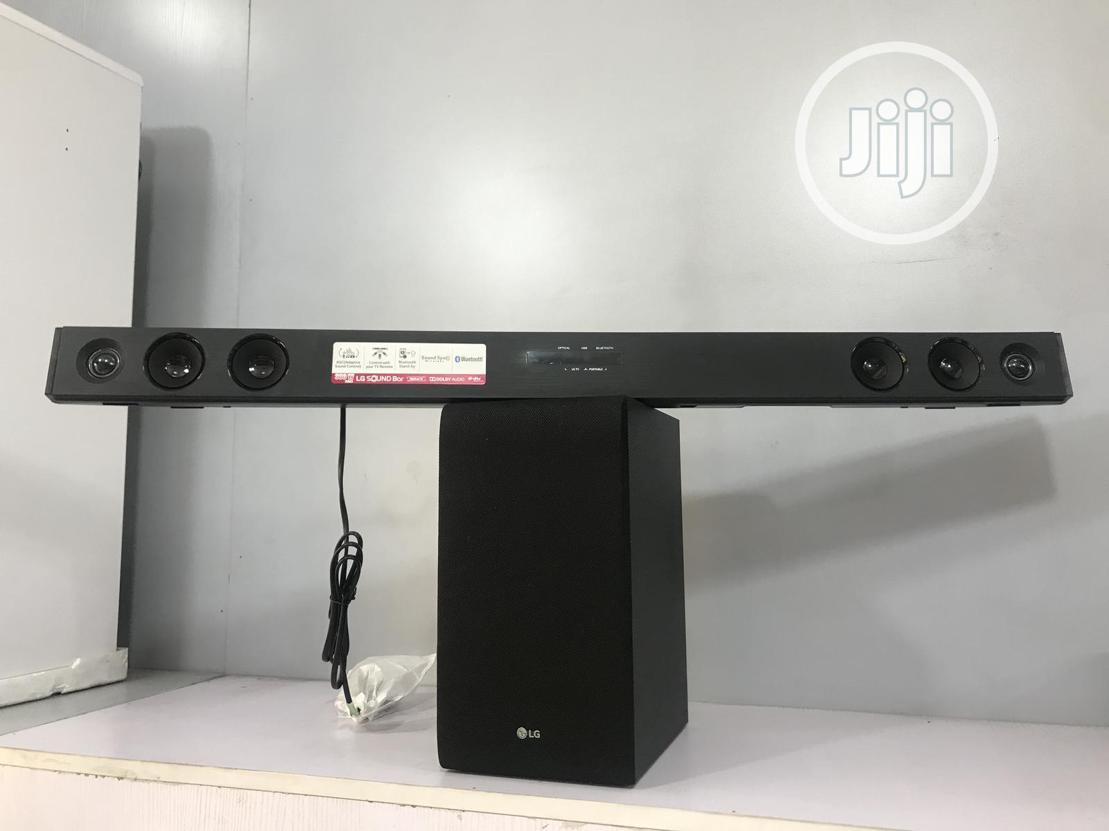 LG 300watts Soundbar With Bluetooth