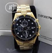 Emperio Armani Designer Wrist Watch | Watches for sale in Lagos State, Magodo