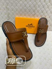 Quality But Affordable Hermes Slides | Shoes for sale in Lagos State, Agboyi/Ketu