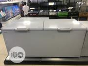 Hisense 725ltrs Double Door Chest Freezer | Kitchen Appliances for sale in Lagos State, Yaba