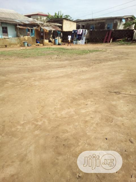 Half Plot of Land With a Building on It at Egan, Lagos