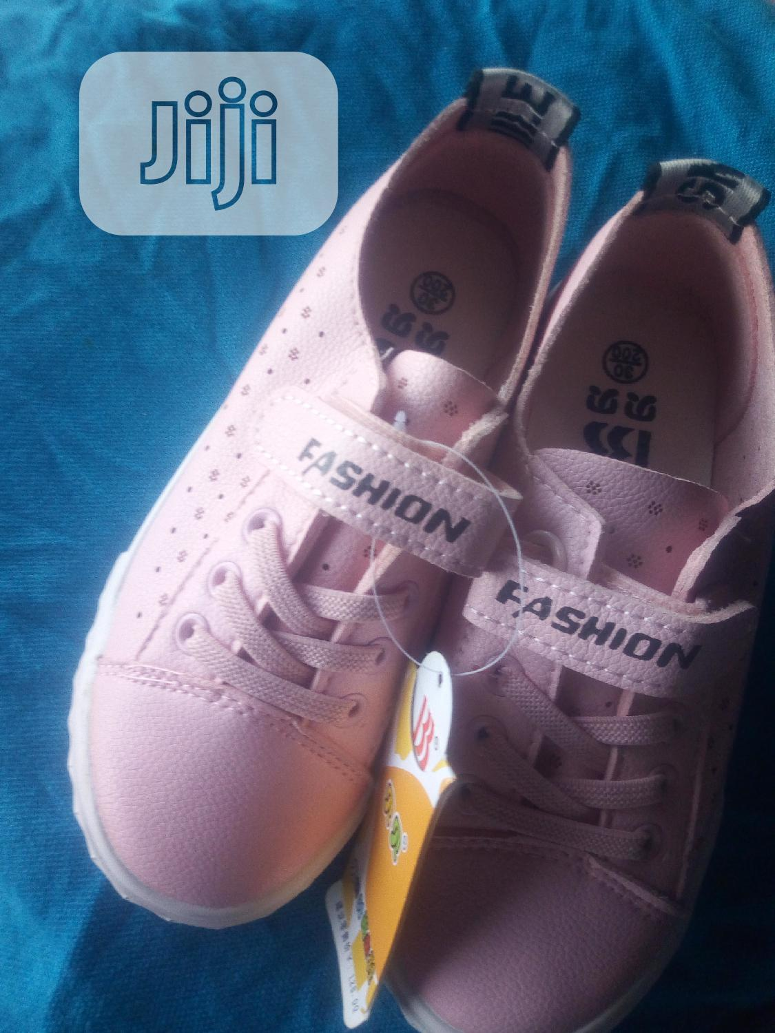 Girls Snickers | Children's Shoes for sale in Lagos Island, Lagos State, Nigeria