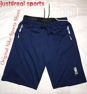 Original Nike Sports Short.   Clothing for sale in Lagos State, Surulere