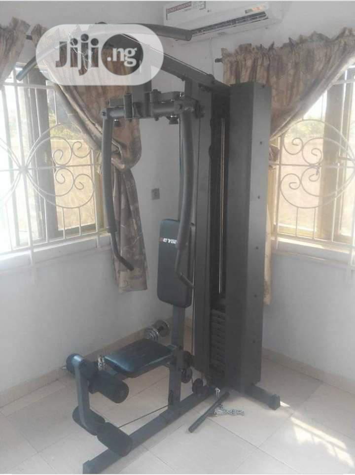 Stationa Gym