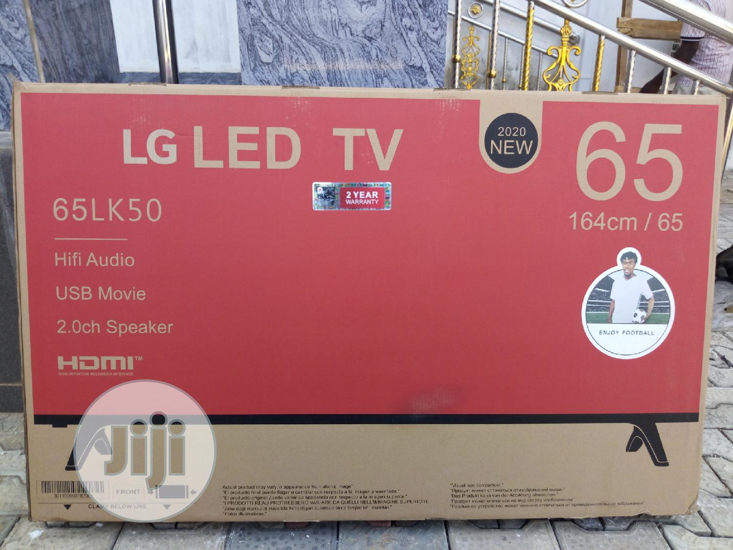 65 Inches LED Television