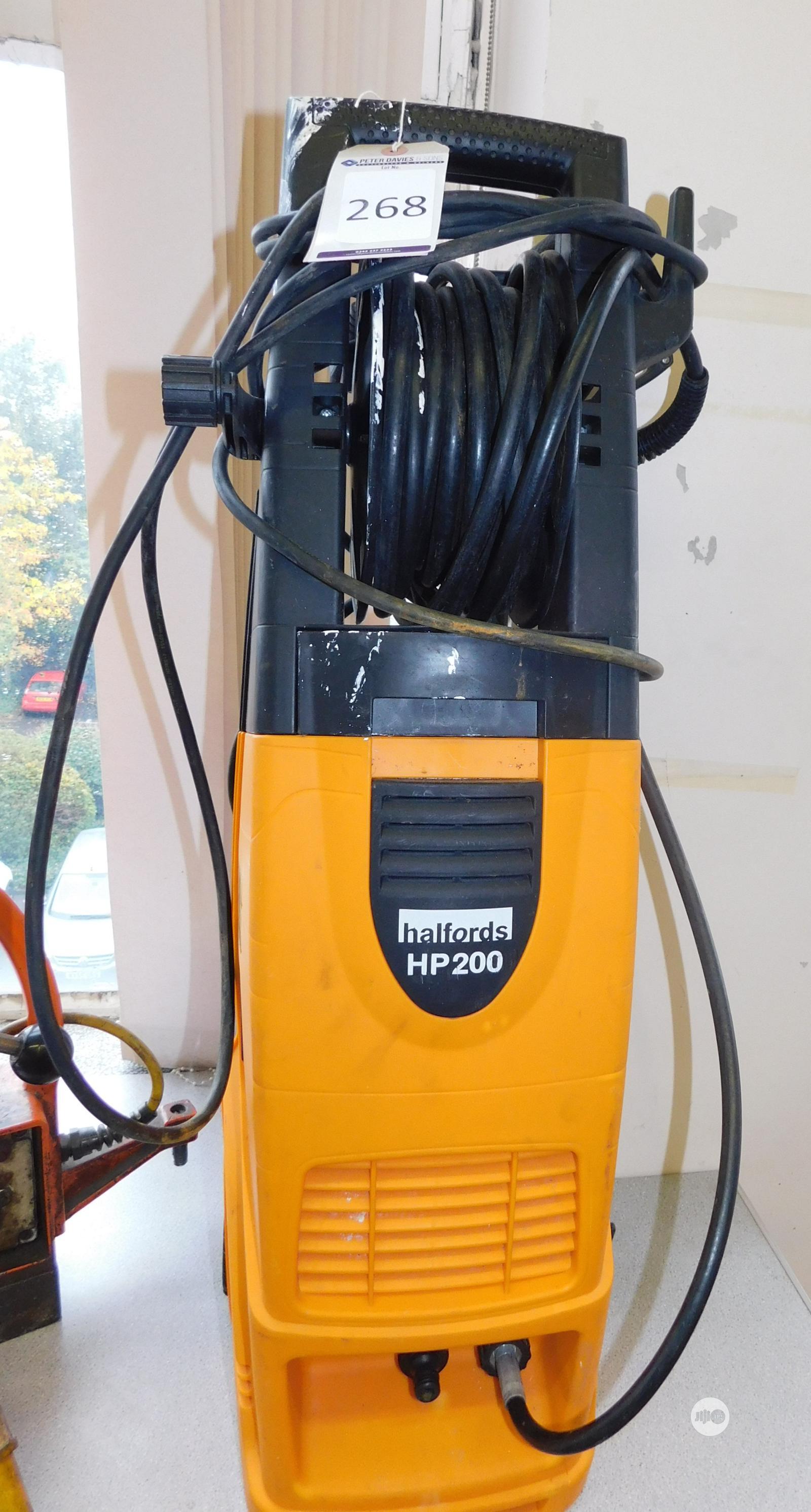 Halfords HP 200 (Cross Breeder) Giant High Pressure Washer