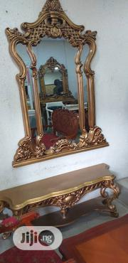 Luxury Dressing Mirror with Table  | Home Accessories for sale in Lagos State, Ojo