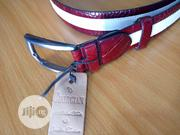 Strong Designers Leather Belt for Men   Clothing Accessories for sale in Lagos State, Egbe Idimu