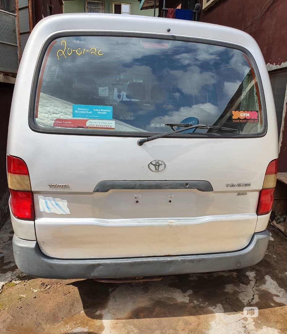 Toyota Hiace Tokunbo | Buses & Microbuses for sale in Ikeja, Lagos State, Nigeria