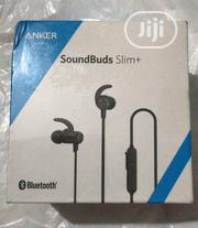 Anker Soundbuds Slim Plus Bluetooth Earphones | Headphones for sale in Lagos State, Gbagada