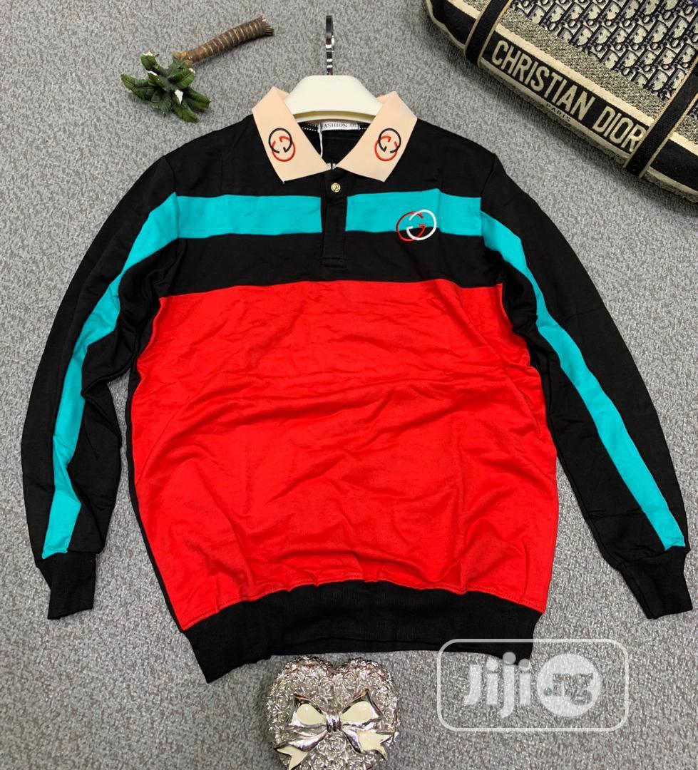 Original Long Sleeve Gucci Sweat | Clothing for sale in Lagos Island, Lagos State, Nigeria