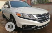 Honda Accord CrossTour 2014 EX-L AWD White | Cars for sale in Abuja (FCT) State, Gwarinpa