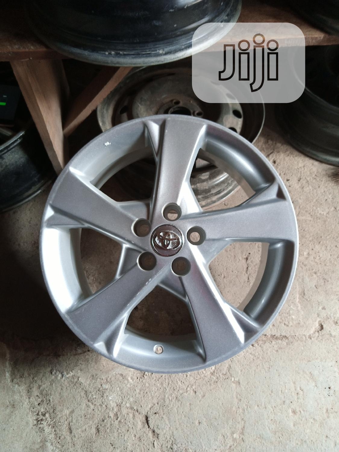 Corolla Alloy Rims | Vehicle Parts & Accessories for sale in Ikeja, Lagos State, Nigeria
