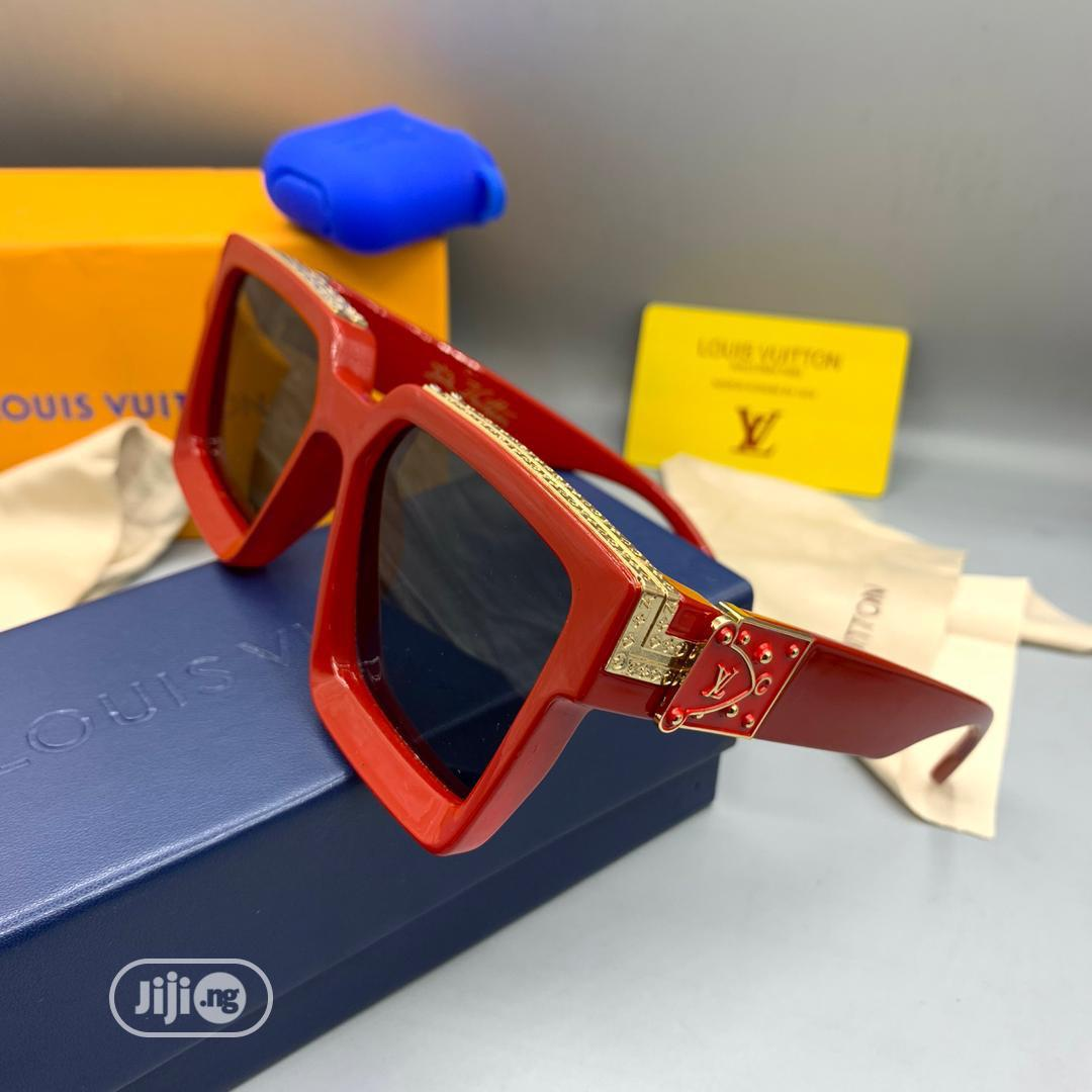 Original Louis Vuitton Sunglasses Available as Seen Displayed | Clothing Accessories for sale in Lagos Island, Lagos State, Nigeria
