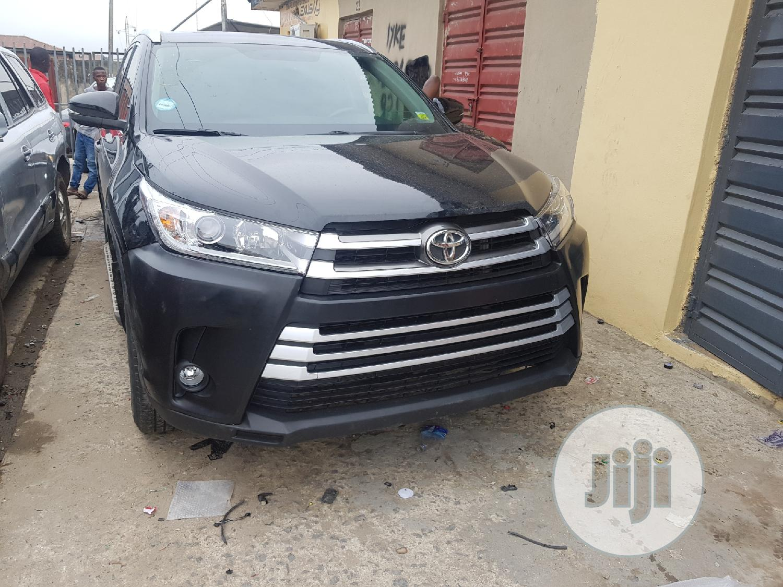 Upgrade Your Toyota Highlander 2014 To 2019 Model