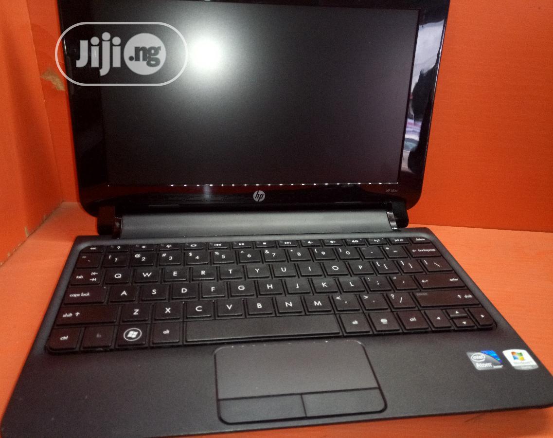 Laptop HP Mini 110 2GB Intel Core 2 Duo HDD 250GB | Laptops & Computers for sale in Enugu, Enugu State, Nigeria
