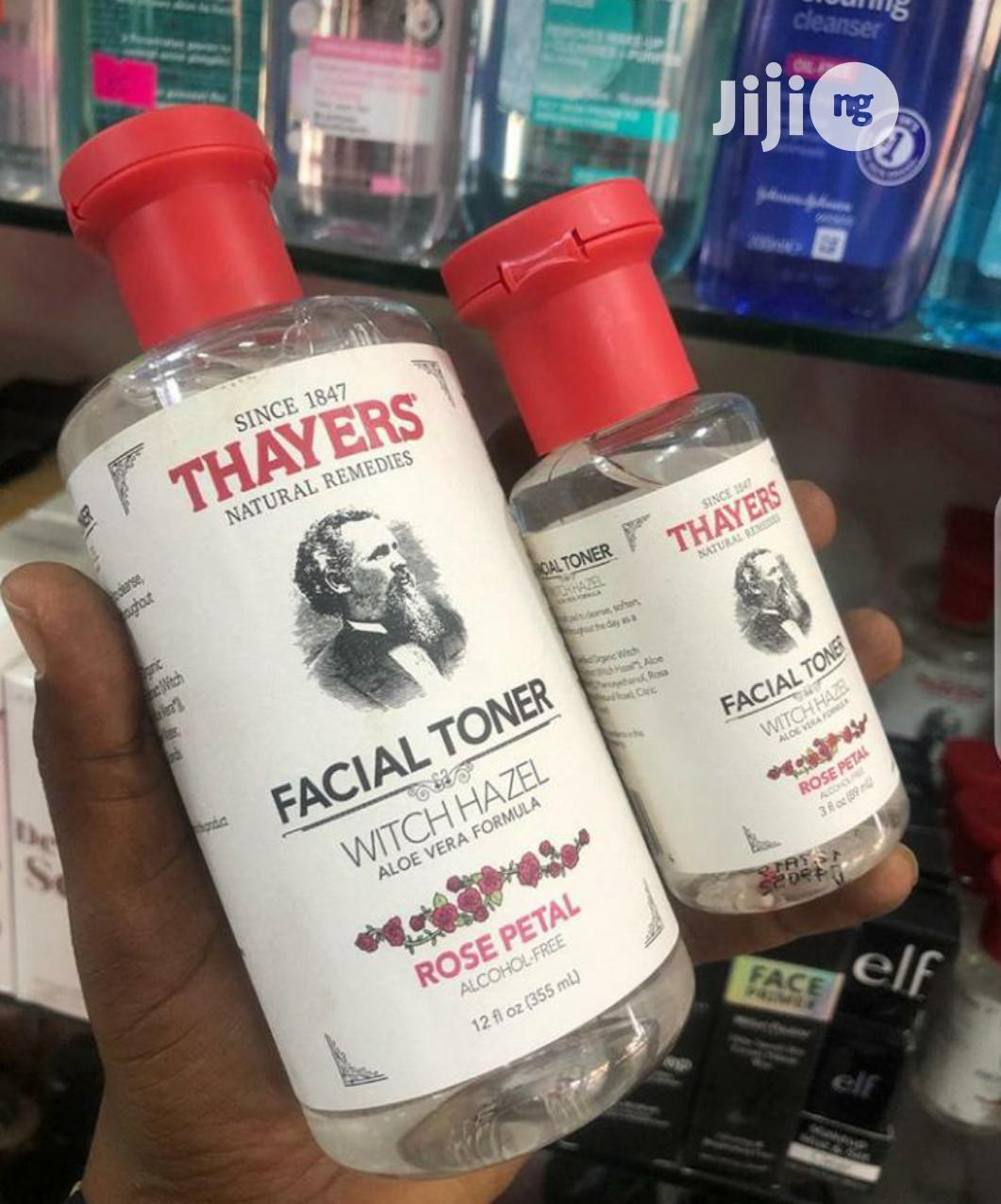 Thayers Natural Remedies Facial Toner