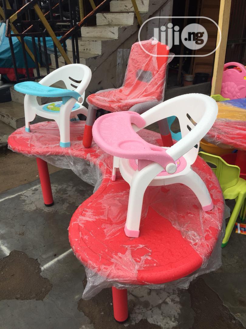 Children School Chair