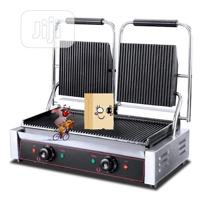 Double Sharwama Toaster