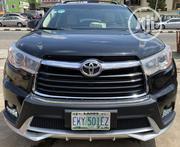 Toyota Highlander 2014 Black   Cars for sale in Lagos State, Ojodu