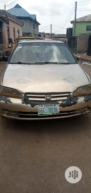 Honda Accord 2002 EX Gold   Cars for sale in Lagos State, Ikeja