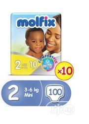 Molfix Diaper, Small Pack, 10 In 1, Size 2 | Baby & Child Care for sale in Lagos State, Alimosho