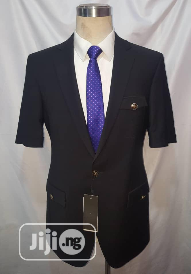 Short Sleeve Men's Lovely Suits