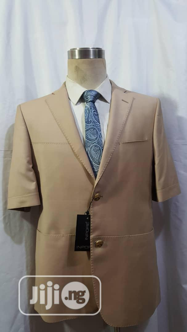 Short Sleeve Men's Lovely Suits   Clothing for sale in Lagos Island (Eko), Lagos State, Nigeria