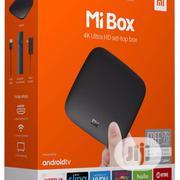 Mi Box S 4K Ultra HD Streaming Media Player | TV & DVD Equipment for sale in Lagos State, Ajah