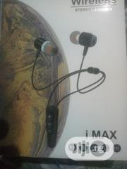 I-max Bluetooth Earphone | Headphones for sale in Lagos State, Ikeja