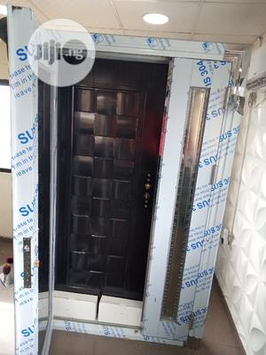 4ft Stainless Glass Door | Doors for sale in Lagos State, Orile