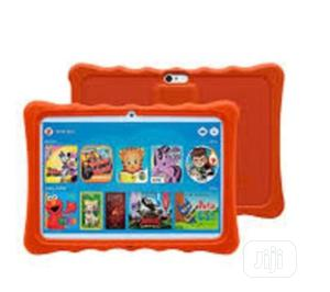 """Android Educational Kid Tablet Dual Sim-10.1""""1GB RAM 16GB Rom-orange 