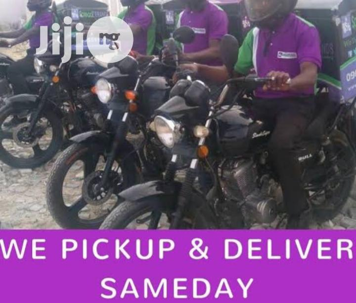 Pick Up And Deliver Same Day Anywhere In Lagos